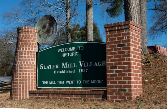Greenville News Article: Slater affordable homes announcement