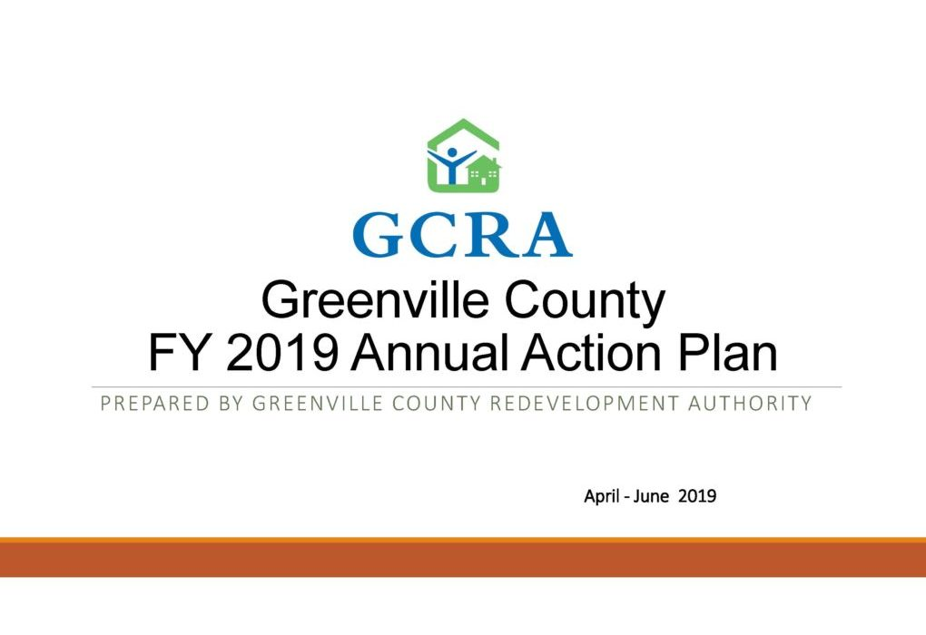 2019 Annual Action Plan Presentation